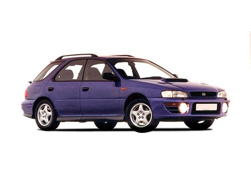 Ficha T 233 Cnica De Subaru Impreza Modifica 231 245 Es E Ano De